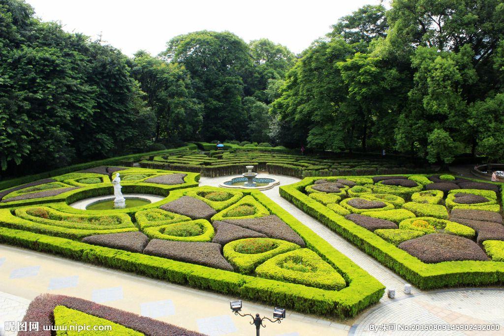 公园绿化工程
